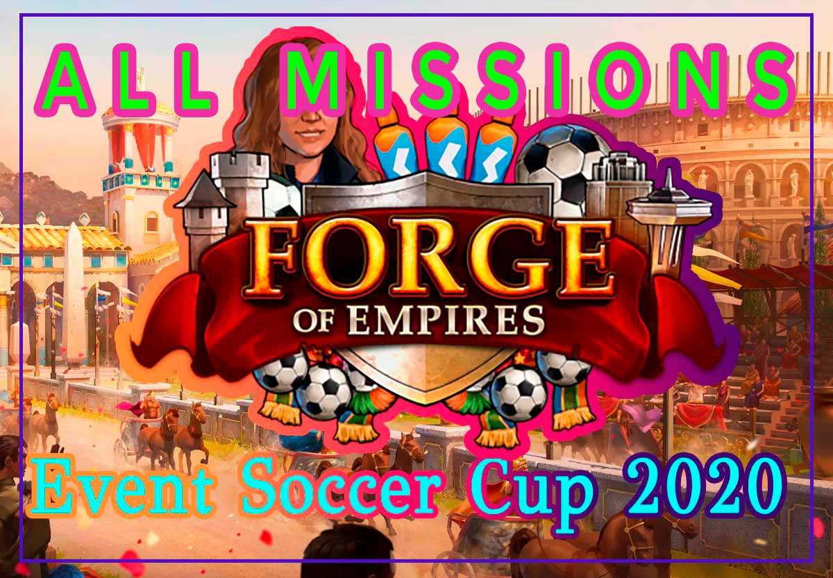 soccer cup 2020 forge of empires hack