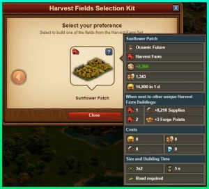 fall event forge of empires 2020 kit barn