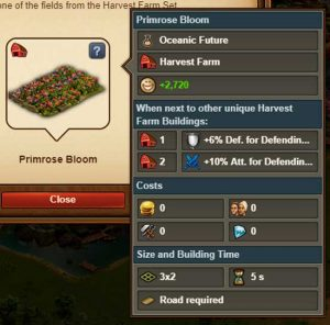 kit barn fall event 2020 forge of empires
