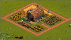 Harvest Barn forge of empires
