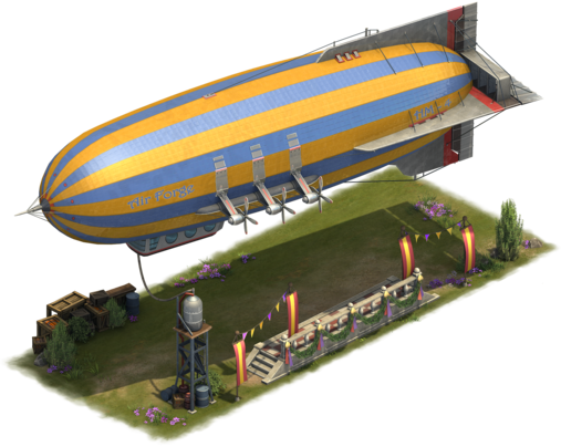 Airship Archaeology Event foe