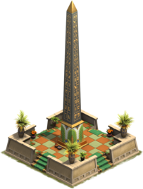 Ancient Obelisk - Lv. 4 foe