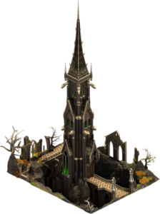 Black Tower forge of empires