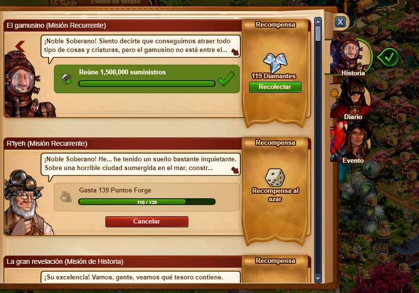 forge of empires recurring quests 4