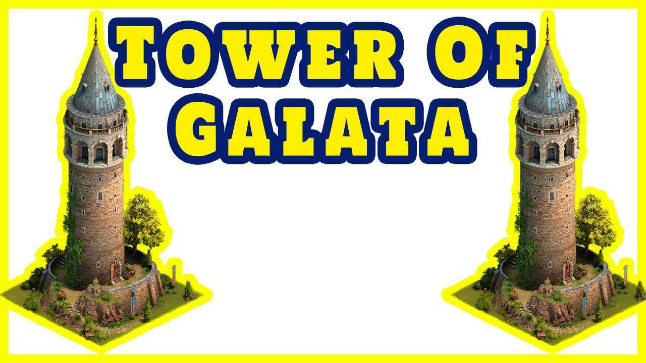 The Galata Tower forge of empires
