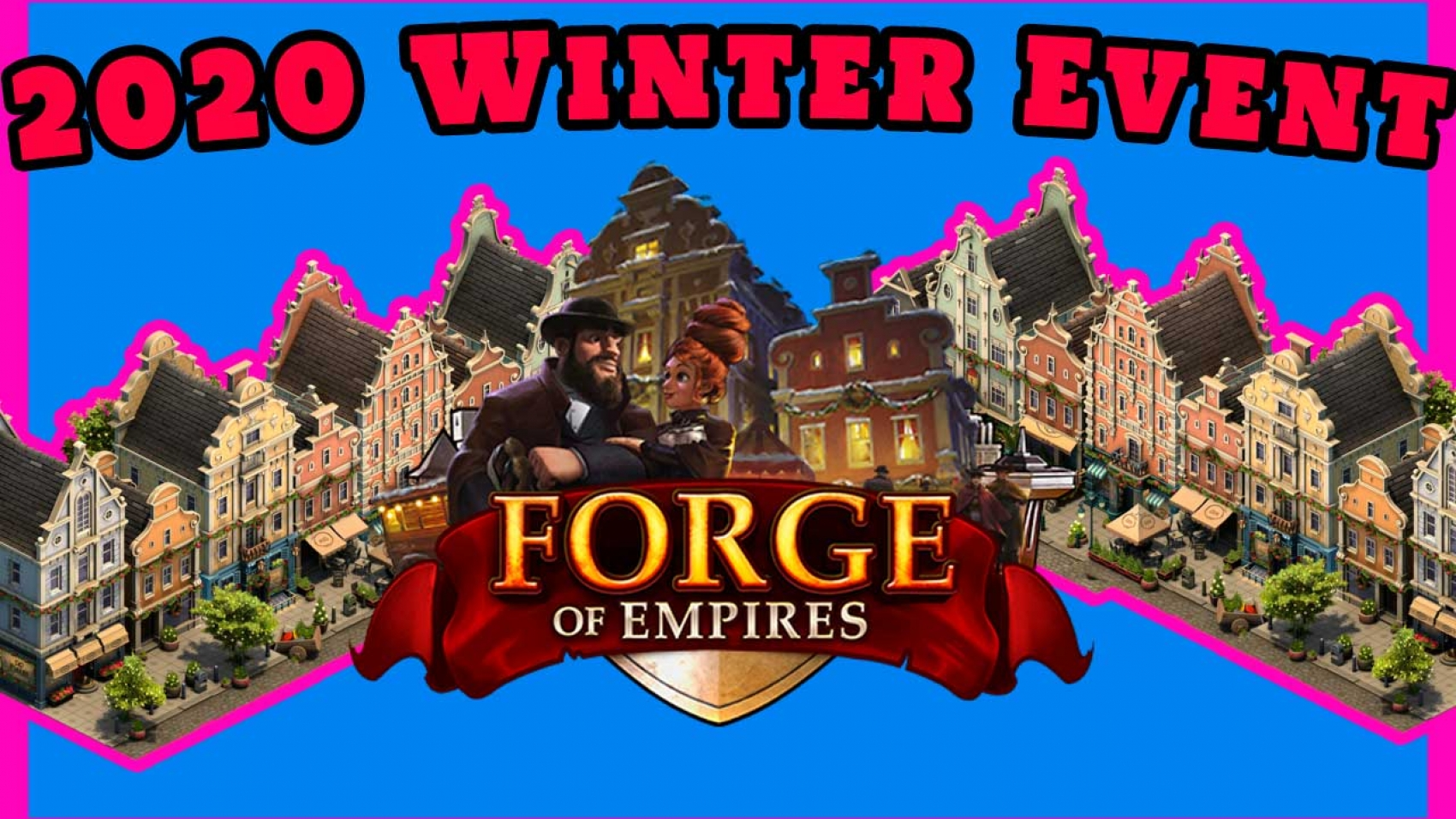 winter event forge of empires