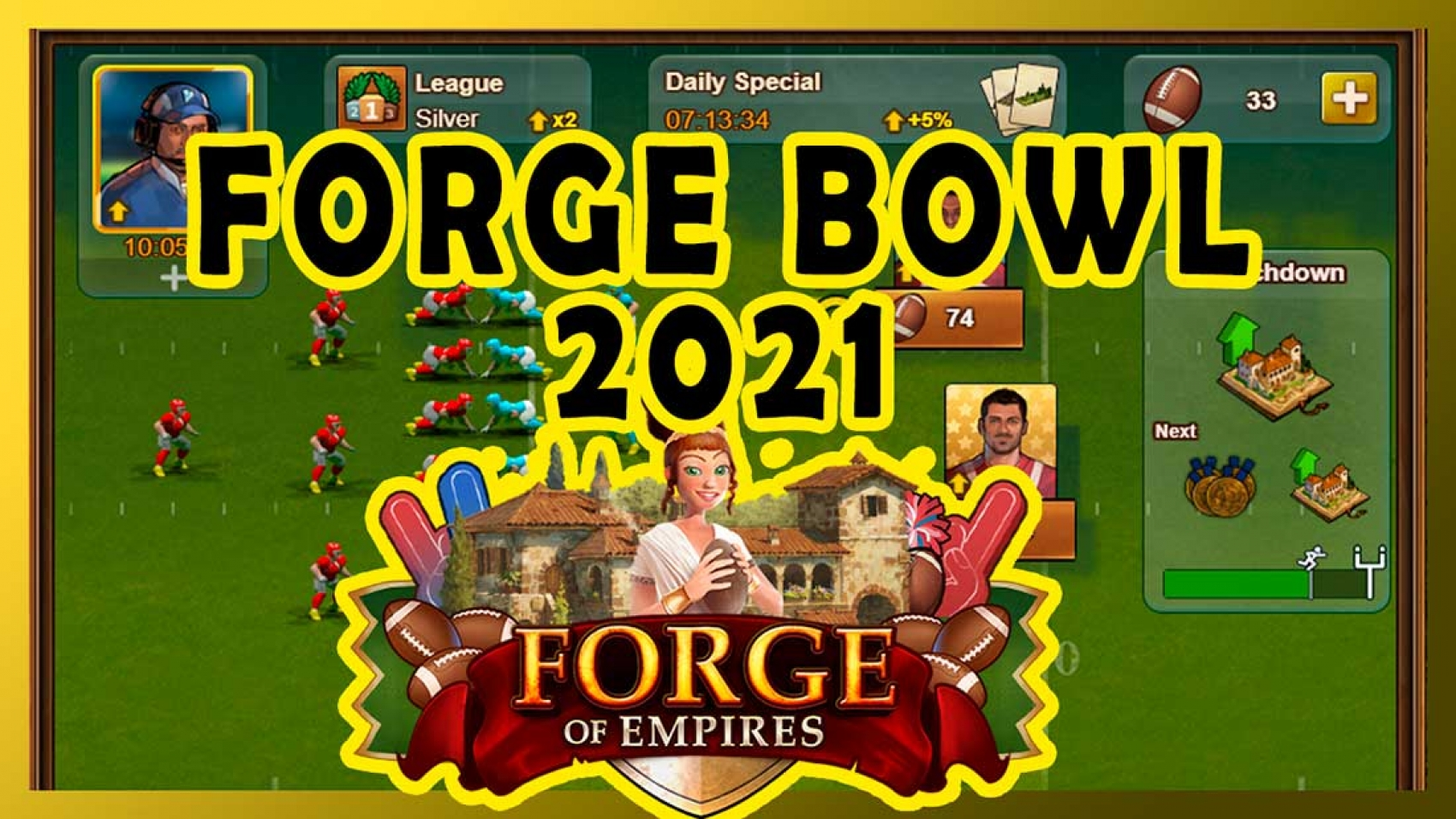 2021 Forge Bowl Event